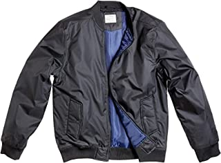 Zak Brand Bomber Jacket Men Military & Flight Style Casual Lightweight Softshell