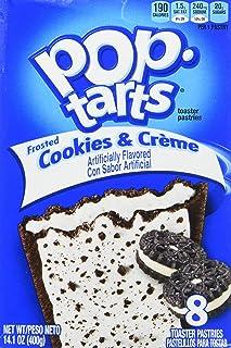 Kelloggs Pop-Tarts Cookies & Creme 8 piece (400g