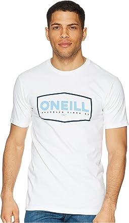 O'Neill Builder Short Sleeve Screen Tee