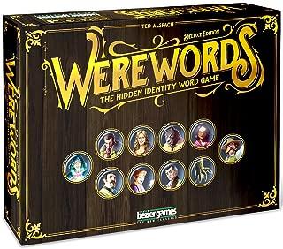 Bezier Games Werewords Deluxe Edition