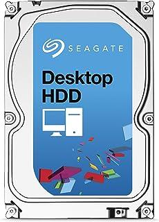 【Amazon.co.jp限定】Seagate 内蔵HDD Barracuda 7200シリーズ 3.5inch SATA 6Gb/s 2TB 7200rpm メーカー保証2年+1年 延長保証付き ST2000DM001/EWN (FFP)