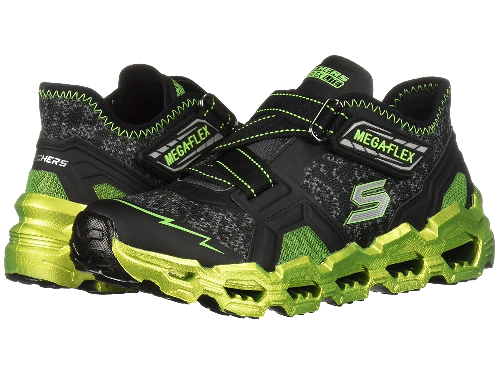 SKECHERS KIDS 97566L Mega-Flex Lite 2.0 Blast Fast 97566L KIDS (Little Kid/Big Kid) 1faa3c