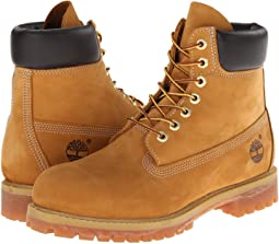 cdfd0c9df38b Timberland classic 6 premium boot wheat nubuck leather