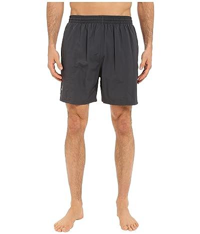 TYR Classic Deck Swim Shorts (Titanium) Men
