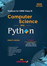 Computer Science with Python: Textbook for CBSE Class 11 [as per 2020-21 curriculum]