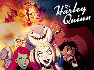 Harley Quinn: The Complete First Season arrives on DVD June 2 from Warner Bros.