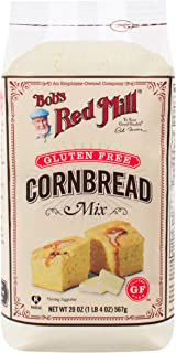 Bob's Red Mill Gluten Free Cornbread Mix, 20-ounce