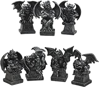 pictures of gargoyle statues