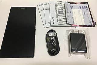 ソニー Xperia Z Ultra (Wi-Fi/メモリ32GB) ブラック SGP412JP/B