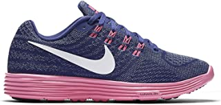 Nike Womens Lunartempo 2 Running Trainers 818098 Sneakers Shoes (UK 4 US 6.5 EU 37.5, Dark Purple Blast 500)