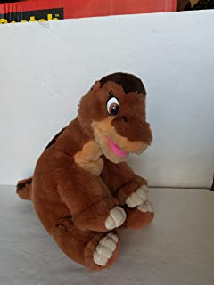 Dinosaur Plush LittleFoot From the Land Before Time By Gund/jc Penney