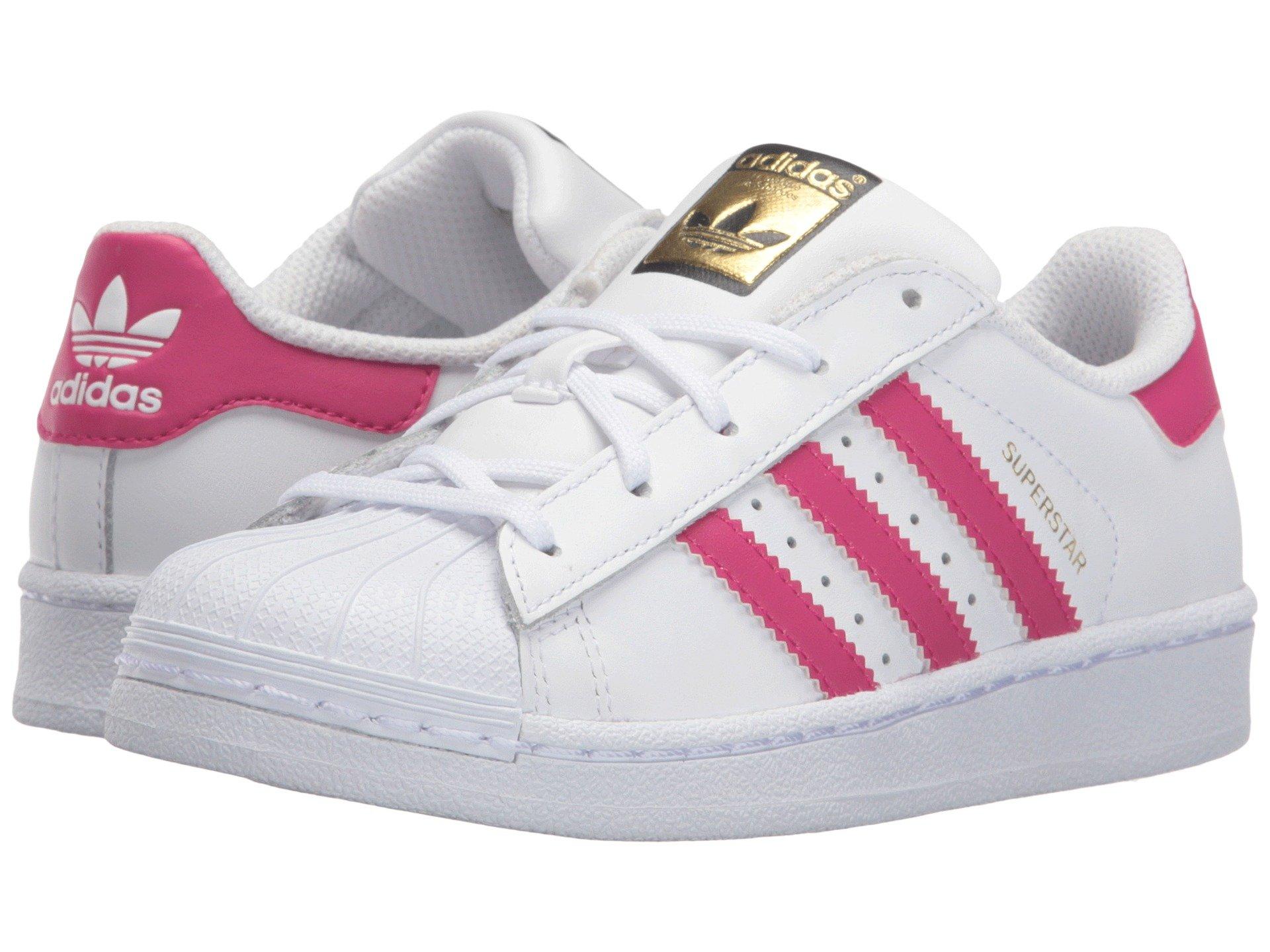 adidas superstar kids girls