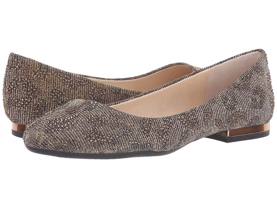 Jessica Simpson Ginelle (Bronze Multi Glitter Gabor Leopard) Women