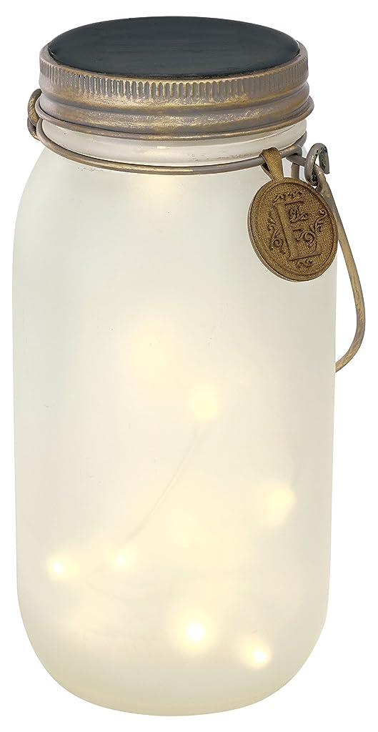 株式同様にリーKishima キシマ エトワル LED ガーデンライト ソーラー 防水 乳白 L KL-10339