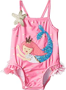 Mermaid One-Piece Swimsuit (Infant)