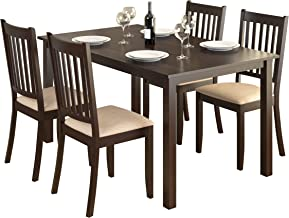 CorLiving Atwood Dining Set, Beige
