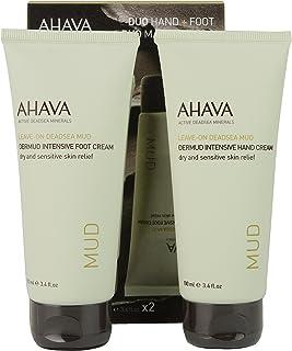 Ahava Kit Duo Mud Hand & Foot, 100 ml
