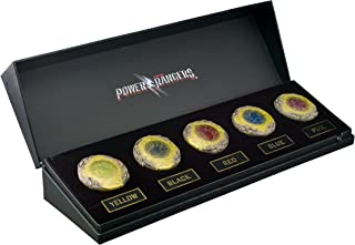 Power Rangers Movie Legacy Coins