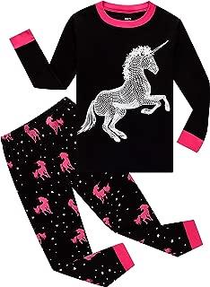 Little Big Girls Pajamas Set Kids PJs 100% Cotton Sleepwear