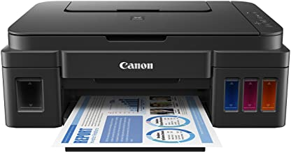 Canon PIXMA G2200 Megatank All-In-One Printer, Print, Copy and Scan