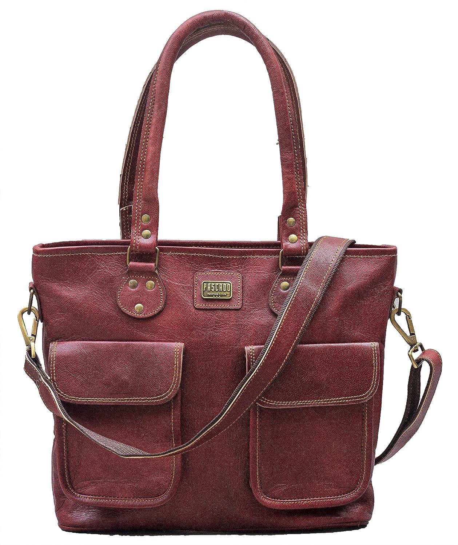 Max 53% OFF Columbus Mall Pascado Genuine leather tote shoulder purse women for handbag