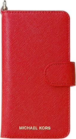 MICHAEL Michael Kors - Electronic Leather Folio Phone Case Tab 7