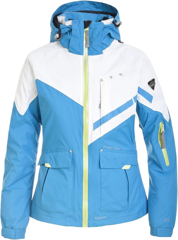 Trespass Womens Ladies Doh Waterproof Winter Ski Jacket