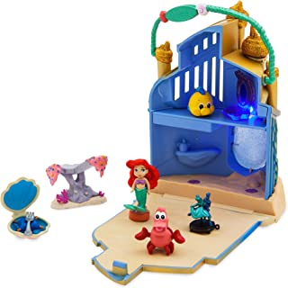 Disney Animators' Littles Ariel Surprise Feature Playset - The Little Mermaid