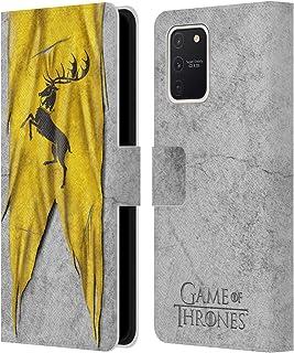 Officiel HBO Game of Thrones Sansa Stark Season 8 For The Throne 1 Coque en Gel molle pour Samsung Galaxy S10e