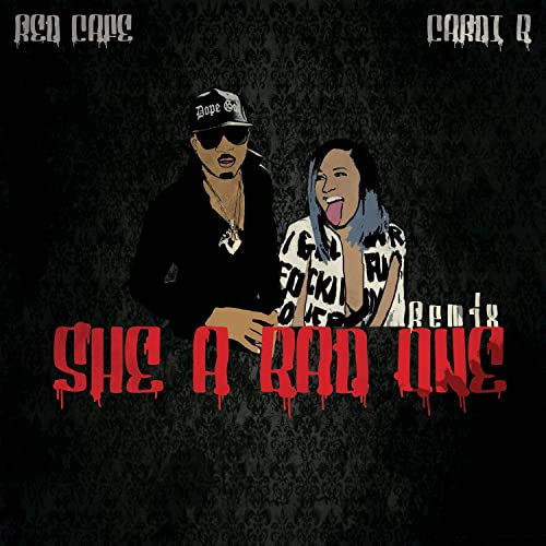 She A Bad One Bba Remix Feat Cardi B Clean By Red Cafe On