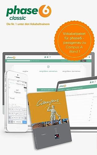 phase-6 Vokabelpaket zu Campus A - Band 1 [Online Code]