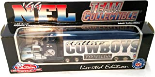 Dallas Cowboys 1999 Limited Edition Die Cast Tractor Trailer Collectible