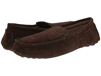 L.B. Evans Darren (Chocolate Suede W/Terry) Men