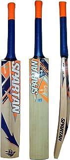Spartan Kashmiri Willow Wood MSD 7 King Limited Edition Cricket Bat - حقيبة حمل