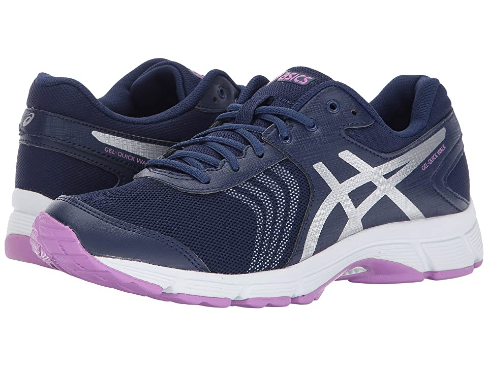 ASICS Gel-Quickwalk 3 (Indigo Blue/Silver/Violet) Women
