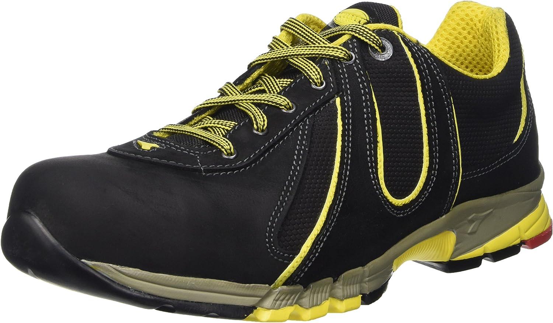 Diadora Adults' Pressing Low S3 HRO Work shoes