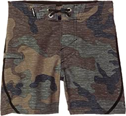 O'Neill Kids - Hyperfreak S-Seam Walkshorts (Toddler/Little Kids)