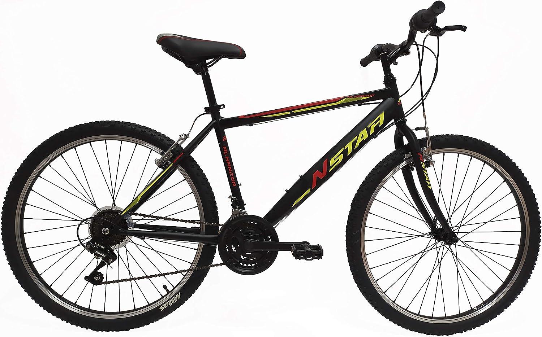 New Star - Bicicleta BTT 26