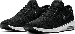 arrives a1d92 905c4 Nike Men s SB Air Max Janoski 2 Skateboarding Shoes (Black Anthracite-White,