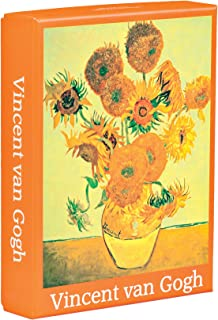 Vincent Van Gogh: Notecard Boxes -- stationery box filled with 20 Notecards perfect for Greetings, Birthdays or Invitations