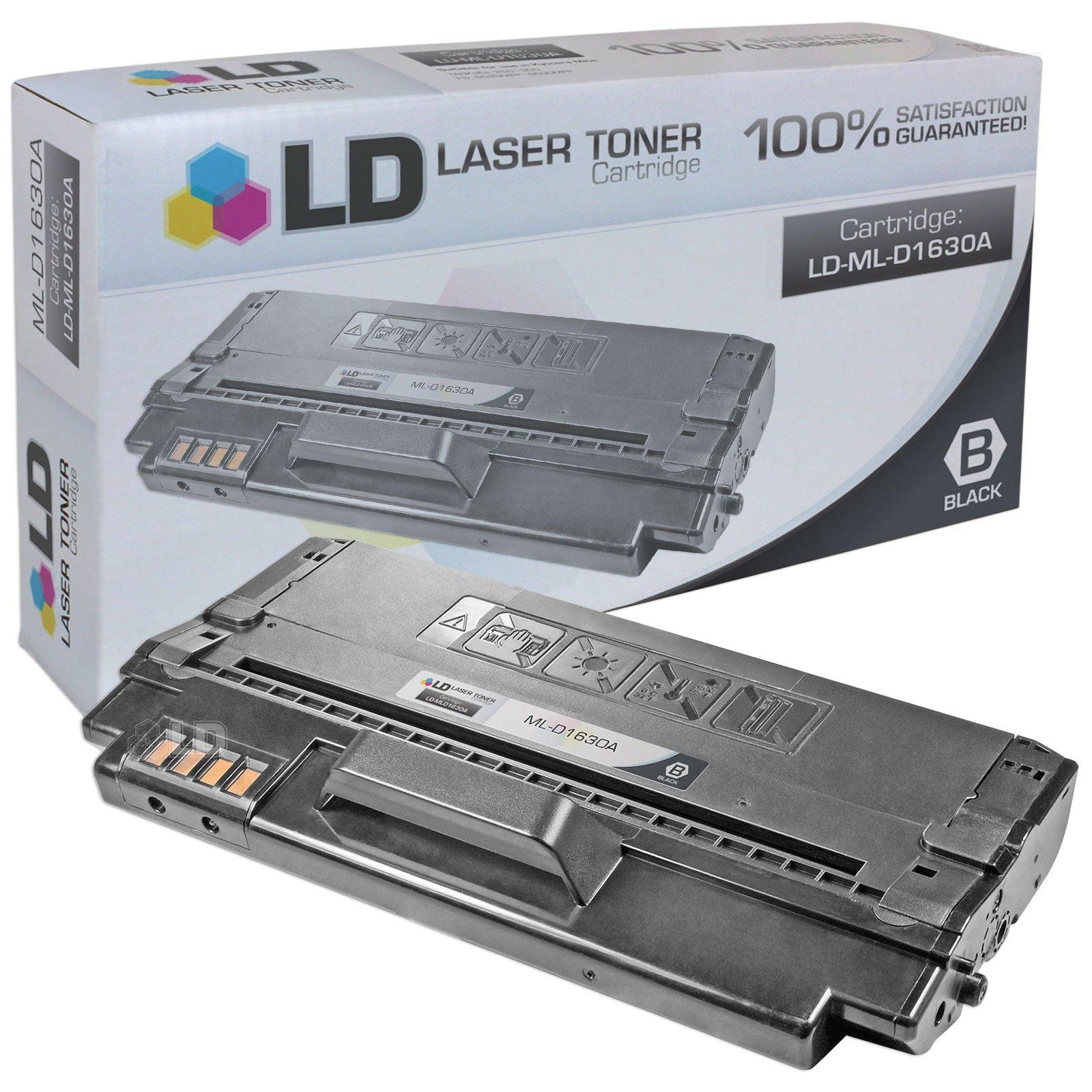 Black High Yield Compatible Toner Cartridge for Samsung ML-1630 ML-1630W SCX-4500 SCX-4500W
