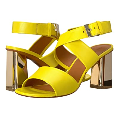 Clergerie Zora (Yellow) Women