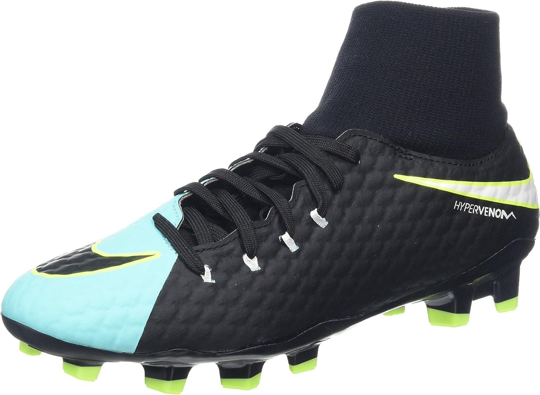 Nike Women's Hypervenom Phelon III Dynamic Fit FG Soccer Cleat
