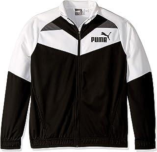PUMA Mens Iconic Tricot Jacket Warm Up Jacket