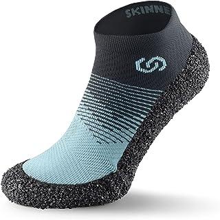 Skinners 2.0 | Unisex minimalistische blote voetschoenen voor dames en heren | minimalistische barefoot sokken/hoes voor m...
