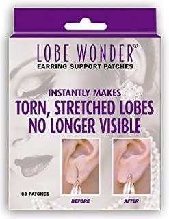 Best heavy earrings stretch earlobes Reviews