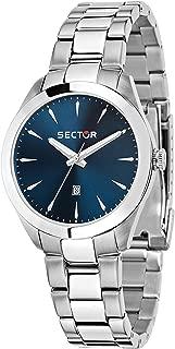 SECTOR Women's R3253588517 Year-Round Analog Quartz Silver Watch