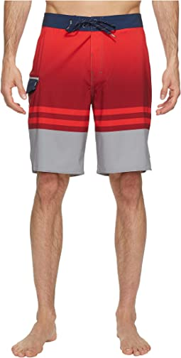 Tidal Stretch Boardshorts 20""