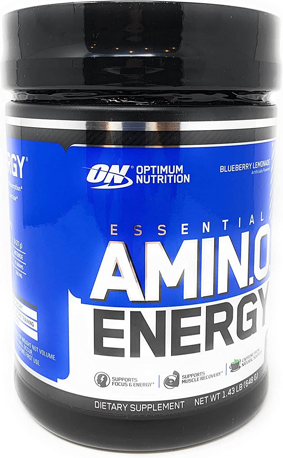 OPTIMUM NUTRITION Essential Amino All stores are sold Energy Gree with and Product Tea Green