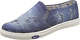 Shoe Lab Women's Blue Safety